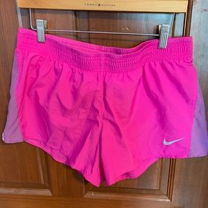 Nike athletic shorts